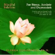 Mindful Solutions for Stress, Anxiety, and Depression – CD program