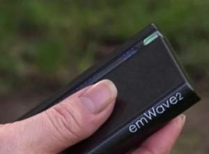 EmWave2 stress relief device