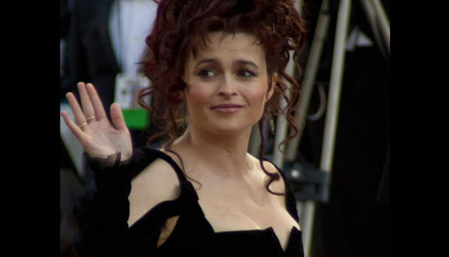 Helena Bonham Carter at 83rd Academy Awards