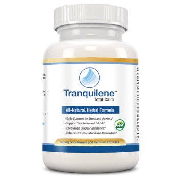 Tranquilene GABA and Serotonin Mood Supplement