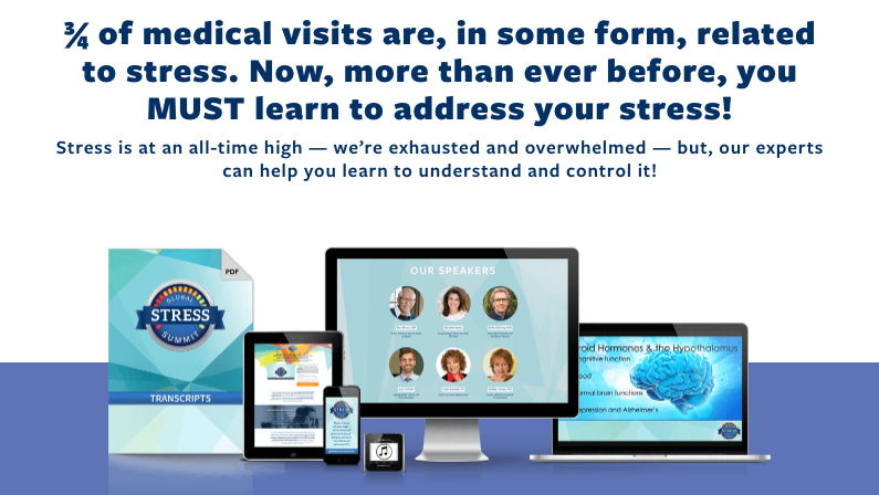 The Global Stress Summit from Health Talks Online