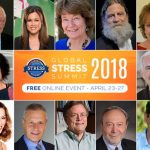 The Global Stress Summit and dealing with stress