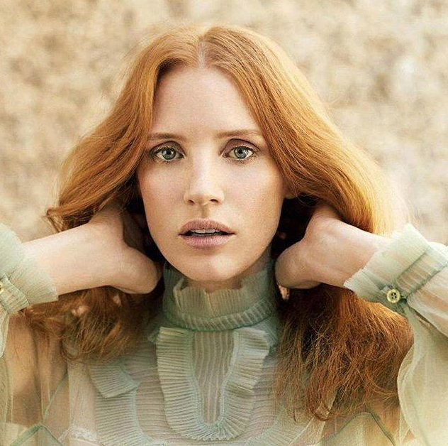 Jessica Chastain from Facebook